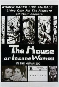 The House of Insane Women - 11 x 17 Movie Poster - Style A