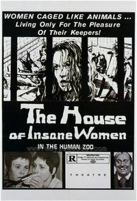 The House of Insane Women - 27 x 40 Movie Poster - Style A