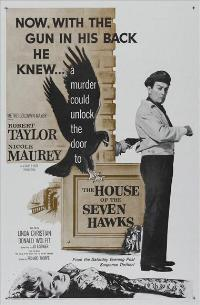 The House of the Seven Hawks - 27 x 40 Movie Poster - Style A