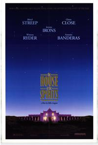 The House of the Spirits - 11 x 17 Movie Poster - Style B