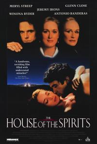 The House of the Spirits - 27 x 40 Movie Poster - Style C