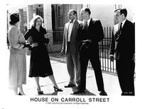 The House on Carroll Street - 8 x 10 B&W Photo #2