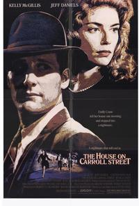 The House on Carroll Street - 27 x 40 Movie Poster - Style A
