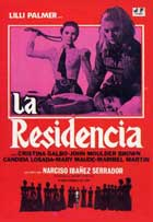 The House That Screamed - 11 x 17 Movie Poster - Spanish Style A