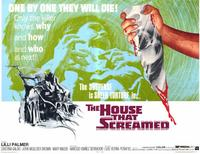 The House That Screamed - 11 x 14 Movie Poster - Style A