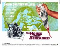 The House That Screamed - 22 x 28 Movie Poster - Half Sheet Style A
