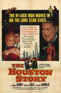 The Houston Story - 11 x 17 Movie Poster - Style A