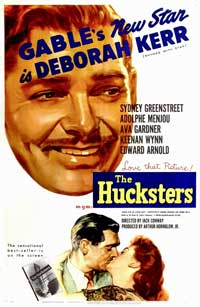 The Hucksters - 11 x 17 Movie Poster - Style A