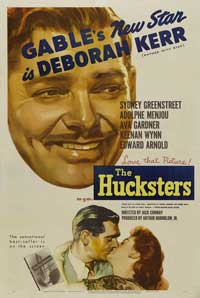 The Hucksters - 27 x 40 Movie Poster - Style A