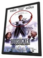 The Hudsucker Proxy - 11 x 17 Movie Poster - Style A - in Deluxe Wood Frame