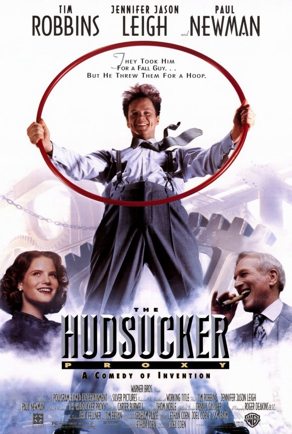 The Hudsucker Proxy Movie Posters From Movie Poster Shop