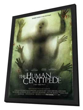 The Human Centipede  First Sequence  - 11 x 17 Movie Poster - Style A    Human Centipede Movie Poster