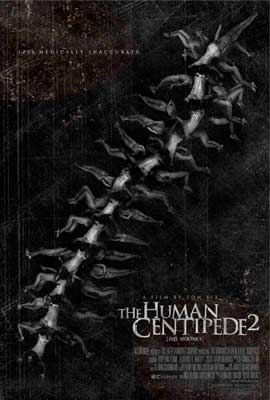 The Human Centipede II (Full Sequence) - 27 x 40 Movie Poster - Style A