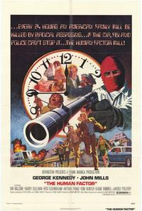 The Human Factor - 27 x 40 Movie Poster - Style A