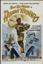The Human Tornado - 27 x 40 Movie Poster - Style B