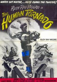 The Human Tornado - 11 x 17 Movie Poster - Style A