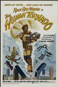 The Human Tornado - 11 x 17 Movie Poster - Style B