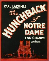The Hunchback of Notre Dame - 11 x 17 Movie Poster - Style B