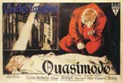 The Hunchback of Notre Dame - 11 x 17 Movie Poster - French Style D