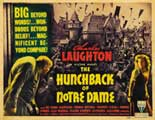 The Hunchback of Notre Dame - 22 x 28 Movie Poster - Half Sheet Style B
