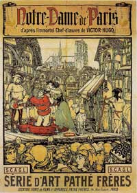 The Hunchback of Notre Dame - 11 x 17 Movie Poster - French Style B