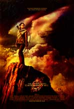 The Hunger Games: Catching Fire - DS 1 Sheet Movie Poster - NECA - Limited Edition of 2,500