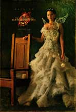The Hunger Games: Catching Fire - 27 x 40 Movie Poster - Style B