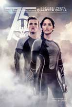 The Hunger Games: Catching Fire - 11 x 17 Movie Poster - Style E