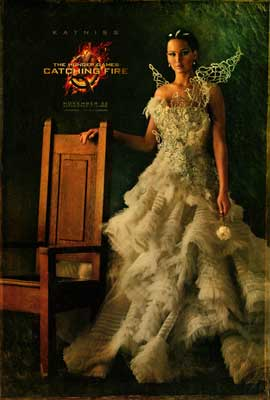 The Hunger Games: Catching Fire - 11 x 17 Movie Poster - Style B