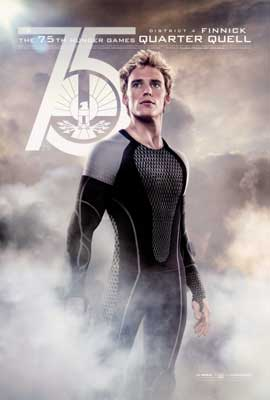 The Hunger Games: Catching Fire - DS 1 Sheet Movie Poster - Style D
