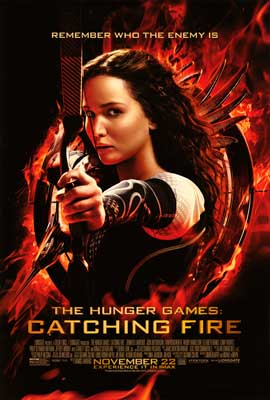 The Hunger Games: Catching Fire - 11 x 17 Movie Poster - Style F