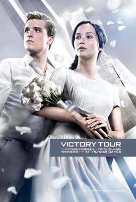 The Hunger Games: Catching Fire - 11 x 17 Movie Poster - Style J
