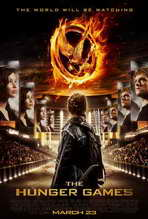 The Hunger Games - 27 x 40 Movie Poster - Style S