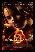 The Hunger Games - 27 x 40 Movie Poster - Style U