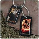 The Hunger Games - Movie Peeta Dog Tags Necklace