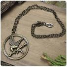 The Hunger Games - Movie Mockingjay Single Chain Necklace