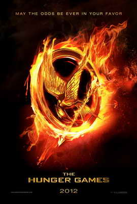 The Hunger Games - 27 x 40 Movie Poster - Style I