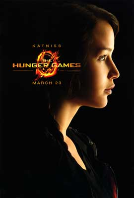 The Hunger Games - DS 1 Sheet Movie Poster - Style A