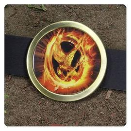 The Hunger Games - Movie Mockingjay Belt Buckle