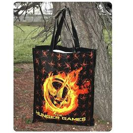The Hunger Games - Movie Burning Mockingjay Reusable Shopping Bag