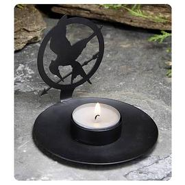 The Hunger Games - Movie Mockingjay Shadow Tealight Candle Holder