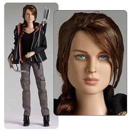 The Hunger Games - Katniss Everdeen Tonner Doll
