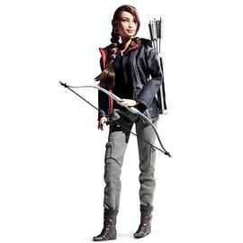 The Hunger Games - Katniss Everdeen Barbie Doll