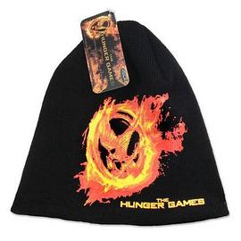The Hunger Games - Movie Burning Mockingjay Beanie Hat