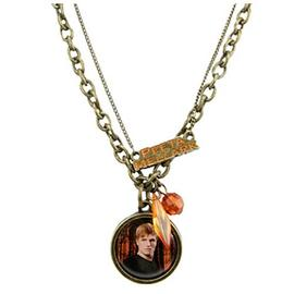 The Hunger Games - Movie Peeta Mellark Double Chain Necklace