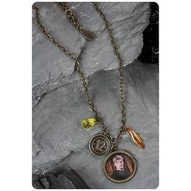 The Hunger Games - Movie Peeta District 12 Single Chain Necklace