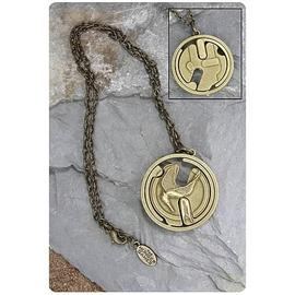 The Hunger Games - Movie Mockingjay Gyroscope Necklace