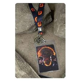 The Hunger Games - Movie Katniss and Peeta Lanyard