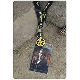 The Hunger Games - Movie Katniss Everdeen Lanyard