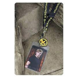 The Hunger Games - Movie Peeta Mellark Lanyard